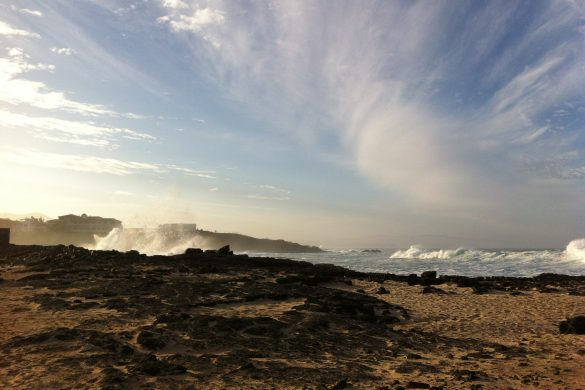 El Cotillo ist ein wunderbares Surfziel!