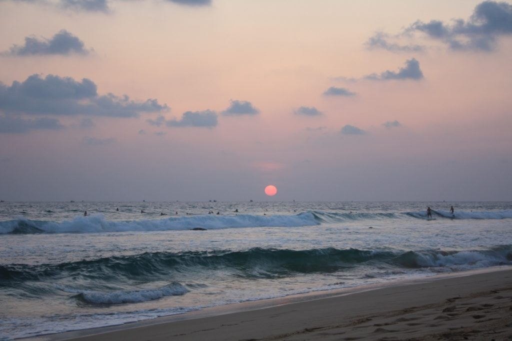 Sonnenuntergang Nummer 24